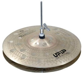 """UFiP 《ユーヒップ》 ES-16BHX [Experience Collection / Blast Extra Dry HiHats 16"""" pair]"""