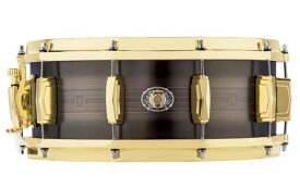 """Ludwig 《ラディック》 LBR5514CX [110TH ANNIVERSARY / Heirloom Brass Snare Drum 14""""×5.5""""]"""