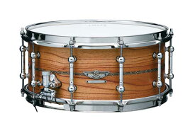 """TAMA《タマ》 TLSD1465S-OJS [STAR Reserve SOLID 栴檀 SNARE DRUM/14""""×6.5"""" ][日本国内15台限定モデル]【お取り寄せ品】"""