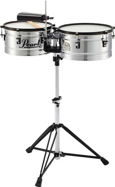 Pearl《パール》 PTE-1314SET [Primero Pro Timbales]