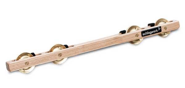 Schlagwerk Percussion《シュラグウェルク》SR-JSR90 [Jingle Stick Rapid Brass]