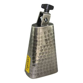 """TYCOON PERCUSSION《タイクーンパーカッション》TWH-60 [Hand Hammered Mountable Cowbell 6""""]【お取り寄せ品】"""