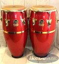 LP 《Latin Percussion》 LP808X-ARG+LP809X-ARG [Galaxy Fiber Fausto Cuevas III Signature Quinto & Conga]【展示…