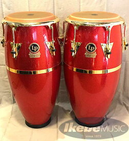 LP 《Latin Percussion》 LP808X-ARG+LP809X-ARG [Galaxy Fiber Fausto Cuevas III Signature Quinto & Conga]【展示処分につき大特価!】