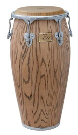"TYCOON PERCUSSION《タイクーンパーカッション》MTCG120-C (N/S) [Master Grand Conga 11¾"" w/ Single Basket Stand]【お取り寄せ品】"