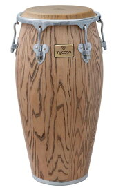 "TYCOON PERCUSSION《タイクーンパーカッション》MTCG130-C (N/S) [Master Grand Conga 12½"" w/ Single Basket Stand]【お取り寄せ品】"