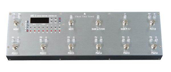 Free The Tone 《フリー・ザ・トーン》 ARC-3 [Routing Controller]【あす楽対応】【送料無料!】【oskpu】