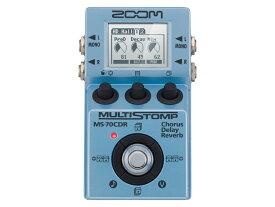 ZOOM 《ズーム》MULTI STOMP MS-70CDR《ファームウェア・バージョン2.0》【あす楽対応】【oskpu】【もれなく!AD-16 ACアダプタープレゼント!】
