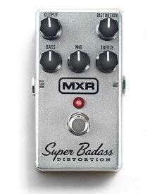MXRM75 Super Badass Distortion【あす楽対応】【送料無料!】【9Vアダプタープレゼント】