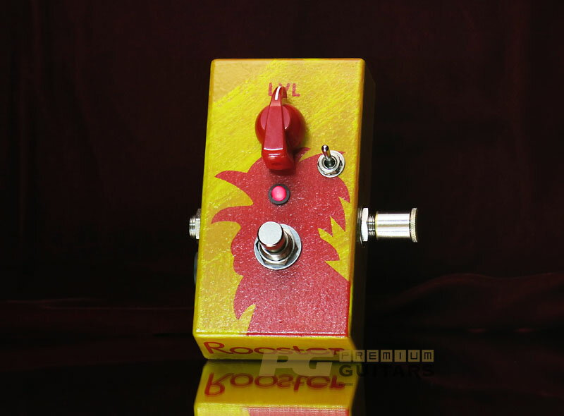 JAM Pedals 《ジャム・ペダル》 Rooster [Treble-Booster]