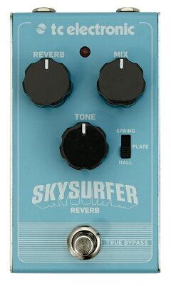 t.c.electronic《tcエレクトロニック》SkysurferReverb【12/8入荷予定】【ご予約受付中】