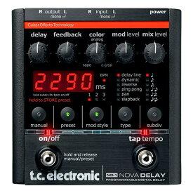 t.c.electronic 《tcエレクトロニック》ND-1 NOVA DELAY ※国内正規品 【あす楽対応】