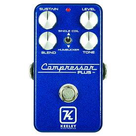 keeley 《キーリー》Compressor Plus LTD Royal Blue 【Keeley ベースボールキャッププレゼント!】【あす楽対応】