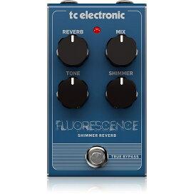 t.c.electronic 《tcエレクトロニック》FLUORESCENCE SHIMMER REVERB ※国内正規品【あす楽対応】【LZ】