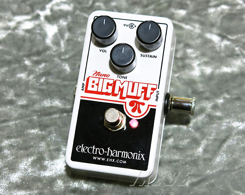 Electro Harmonix 《エレクトロ・ハーモニクス》Nano Big Muff Pi【正規品!台数限定!新品特価品!】