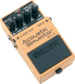 【IKEBE×BOSSオリジナルデザイン風呂敷プレゼント】BOSS 《ボス》 AC-3 (Acoustic Simulator) 【あす楽対応】【oskpu】