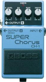 【IKEBE×BOSSオリジナルデザイン風呂敷プレゼント】BOSS 《ボス》 CH-1(SUPER Chorus)【あす楽対応】【oskpu】