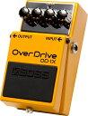 BOSS 《ボス》OD-1X [OverDrive] 【期間限定★送料無料】【IKEBE×BOSSオリジナルデザインピックケースプレゼント】