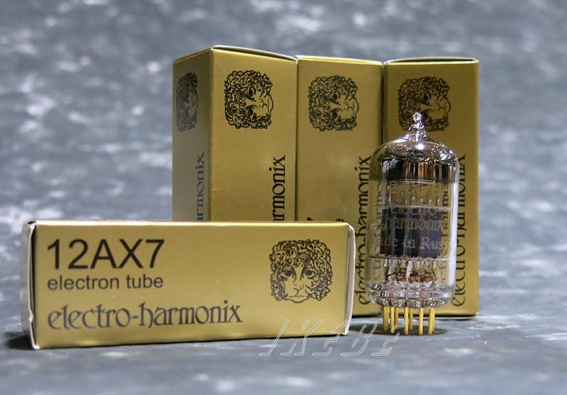 Electro Harmonix 《エレクトロ・ハーモニクス》12AX7EH GOLD
