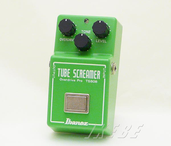 Ibanez 《アイバニーズ》TS808 TUBE SCREAMER Overdrive Pro【あす楽対応】【送料無料!】