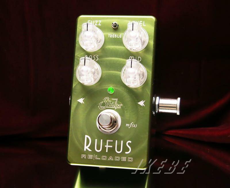 Suhr Amps 《サー・アンプ》Rufus Reloaded【あす楽対応】【送料無料!】