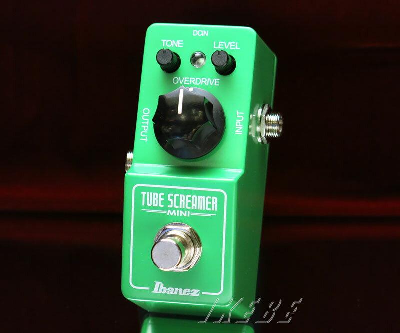Ibanez 《アイバニーズ》TSMINI Tube Screamer Mini 【あす楽対応】【送料無料!】