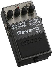 BOSS 《ボス》RV-6 [Digital Reverb]【oskpu】【あす楽対応】