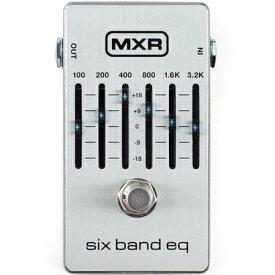 MXRM109S 6-Band Graphic EQ 【あす楽対応】【送料無料!】【9Vアダプタープレゼント】