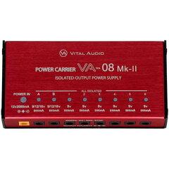VitalAudio《ヴァイタルオーディオ》VA-08Mk-II【次回入荷分ご予約受付中!!】