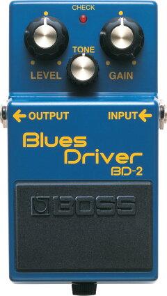 BOSSBD-2(BluesDriver)