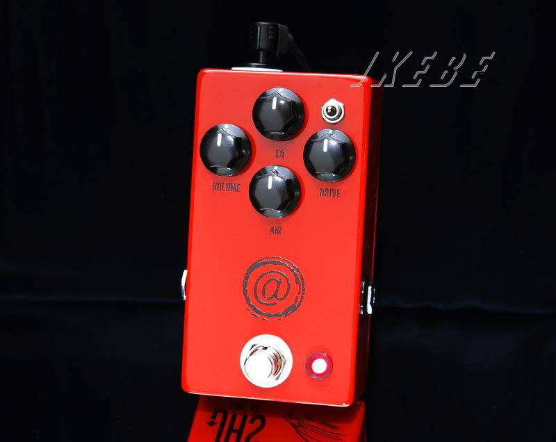 JHS PEDALSThe AT [Andy Timmons Signature Channel Drive]【あす楽対応】【送料無料!】