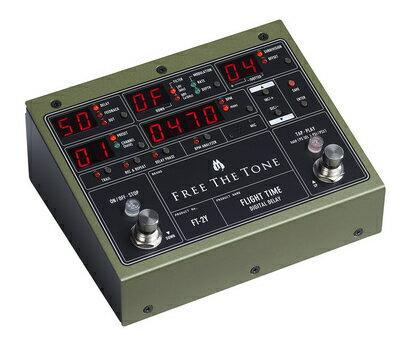 Free The ToneFLIGHT TIME FT-2Y [Digital Delay] 【あす楽対応】【送料無料!】