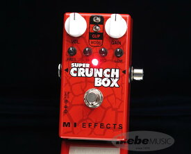 MI AUDIO 《MI オーディオ》Super Crunch Box V2 【今がチャンス!円高還元セール!】【送料無料!】【あす楽対応】