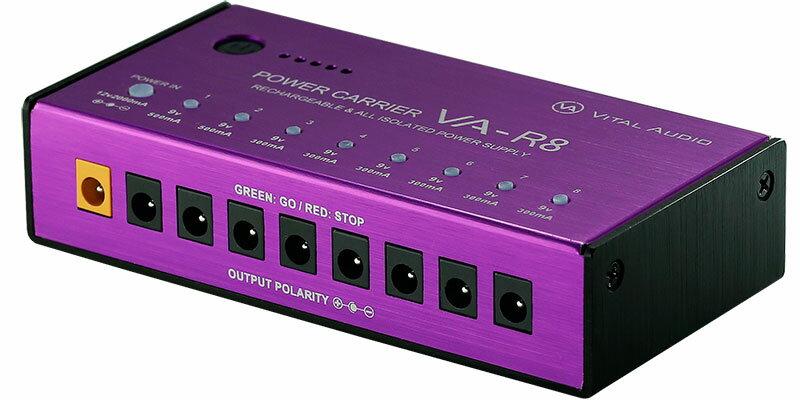 VitalAudio《ヴァイタルオーディオ》 POWER CARRIER VA-R8 【あす楽対応】
