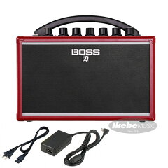 "BOSS《ボス》IKEBEORIGINALKATANA-MINI""RED""[KTN-MINI-R]/PSB-100セット【あす楽対応】"