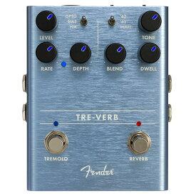 Fender《フェンダー》 Tre-Verb Digital Reverb/Tremolo【あす楽対応】【oskpu】