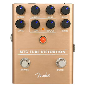 Fender《フェンダー》 MTG Tube Distortion Pedal【あす楽対応】【oskpu】