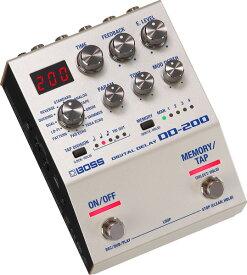 BOSS 《ボス》 DD-200 [Digital Delay] 【数量限定★BOSS PSA-100S2プレゼント!】【あす楽対応】【oskpu】