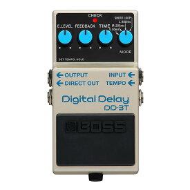 BOSS 《ボス》 DD-3T [Digital Delay] 【あす楽対応】【oskpu】 【IKEBE×BOSSオリジナルデザインピックケースプレゼント】