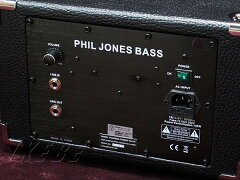 PJB(PhilJonesBass)PB-100[PoweredCabinetforBassCub]