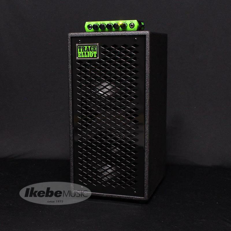 """TRACE ELLIOT《トレース・エリオット》ELF Amp Head + 2x8"""" Cabinet Set【Belden #9497スピコン-フォン1mスピーカーケーブル・サービス付き!】"""