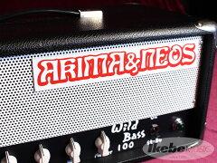 Akima&Neos《アキマ&ネオス》WildBass100Head【あす楽対応】