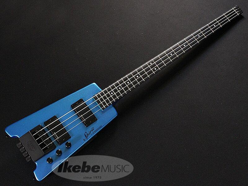 STEINBERGER《スタインバーガー》Spirit XT-2 STANDARD Bass (FB/Frost Blue)【あす楽対応】