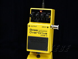【IKEBE×BOSSオリジナルデザイン風呂敷プレゼント】BOSS 《ボス》ODB-3 [Bass Over Drive]【ベースエフェクター】【期間限定★送料無料】【oskpu】【あす楽対応】