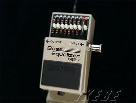 【IKEBE×BOSSオリジナルデザイン風呂敷プレゼント】BOSS 《ボス》GEB-7 [Bass Equalizer] 【ベースエフェクター】【期間限定★送料無料】【oskpu】【あす楽対応】