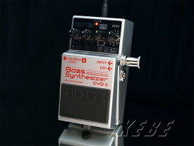 BOSS 《ボス》SYB-5 [Bass Synthesizer]【ベースエフェクター】【期間限定★送料無料】【oskpu】