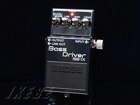 【IKEBE×BOSSオリジナルデザイン風呂敷プレゼント】BOSS 《ボス》BB-1X [Bass Driver]【ベースエフェクター】【期間限定★送料無料】【oskpu】
