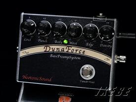 NeotenicSound《ネオテニック・サウンド》 DynaForce [ベース用プリアンプ]【受注生産】