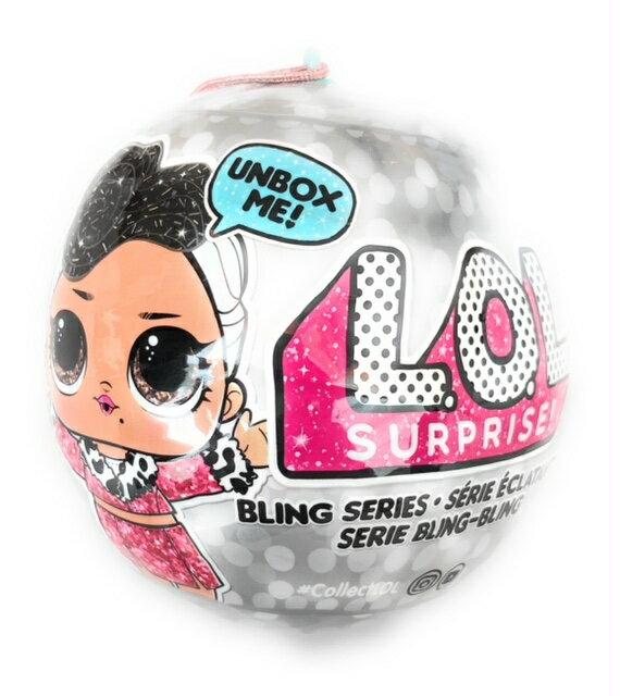 【送料無料】L.O.L. サプライズ! ブリングシリーズ L.O.L. Surprise! Bling Series!(並行輸入品)lolサプライズ エルオーエルサプライズ lol surpris