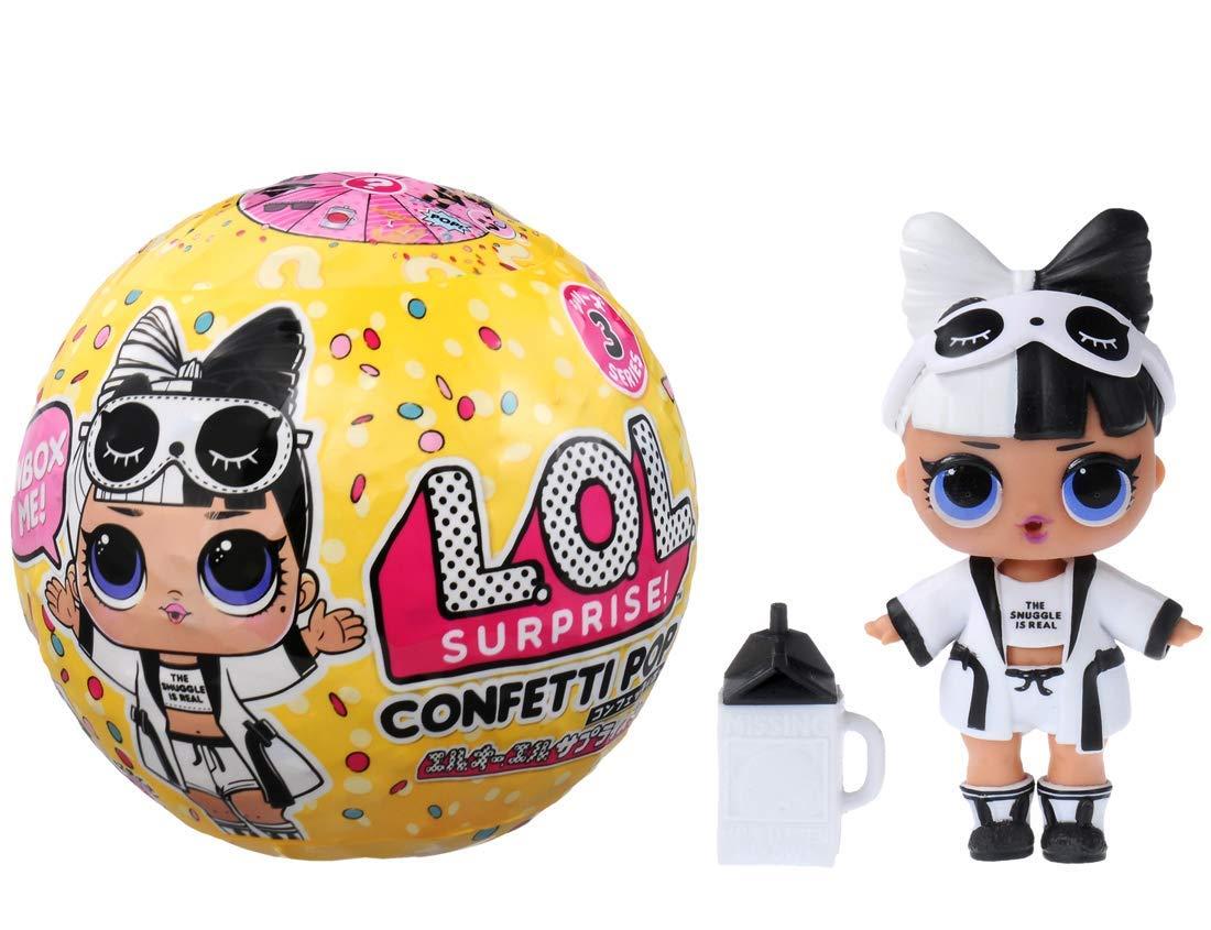 【送料無料】L.O.L. サプライズ! シリーズ3 コンフェッティポップ LOL Surprise Doll Series 3 Confetti Pop [国内販売品]lolサプライズ エルオーエルサプライズ lol surpris